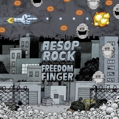Aesop Rock - 2020 - Freedom Finger (Music From The Game)