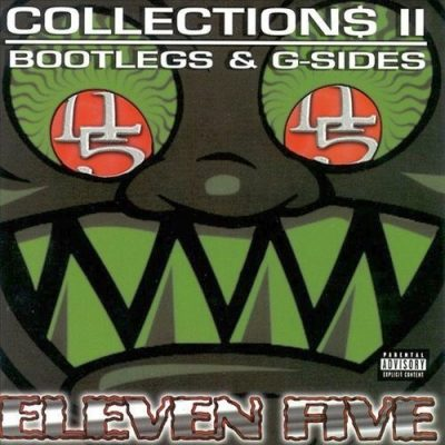 11/5 - 2000 - Collections: Bootlegs & G-Sides II