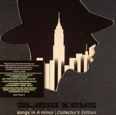 Alicia Keys - 2001 - Songs In A Minor (10th Anniversary Collector's Edition)