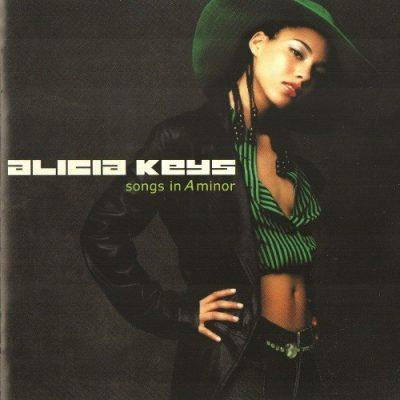Alicia Keys - 2001 - Songs In A Minor (Japan Edition)