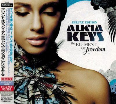 Alicia Keys - 2010 - The Element Of Freedom (Japan Delux Edition)