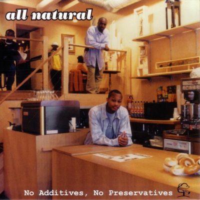 All Natural - 1998 - No Additives, No Preservatives (2002-Reissue)