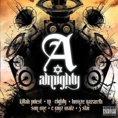 Almighty - 2008 - Original S.I.N.
