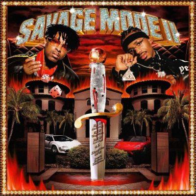 21 Savage & Metro Boomin - 2020 - Savage Mode II