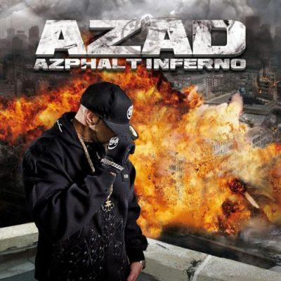 Azad - 2009 - Azphalt Inferno