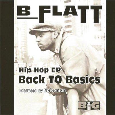B Flatt - 1996 - Back To Basics (2016-Reissue)