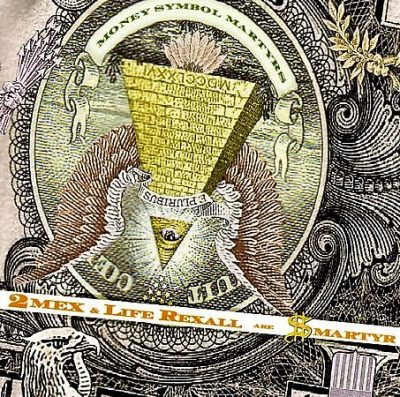 2Mex & Life Rexall Are Martyr - 2006 - Money Symbol Martyrs
