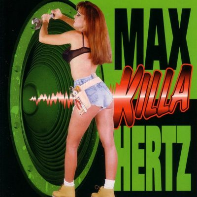 Bass Mekanik - 1995 - Max Killa Hertz