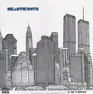Beastie Boys - 2004 - To the 5 Boroughs (Vinyl 24-bit / 96kHz)