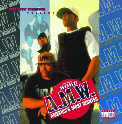 A.M.W. - 1995 - The Real Mobb (2020-Remastered)