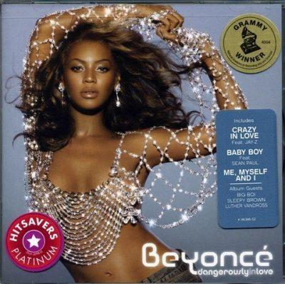 Beyonce - 2003 - Dangerously In Love