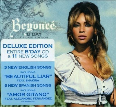 Beyonce - 2007 - B-Day (Deluxe Edition)