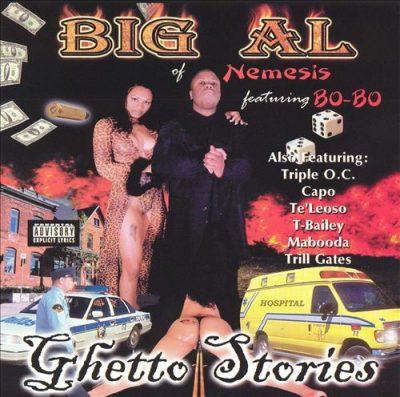 Big Al - 2000 - Ghetto Stories