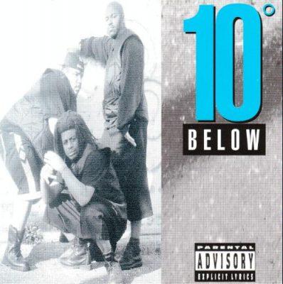 10° Below - 1993 - Keep On