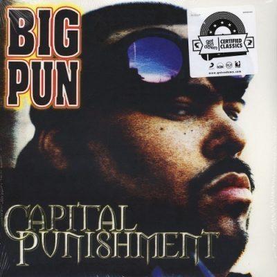 Big Punisher - 1998 - Capital Punishment (2015-Reissue) (Vinyl 24-bit / 96kHz)