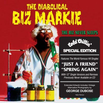 Biz Markie - 1989 - The Biz Never Sleeps (2012-Reissue)