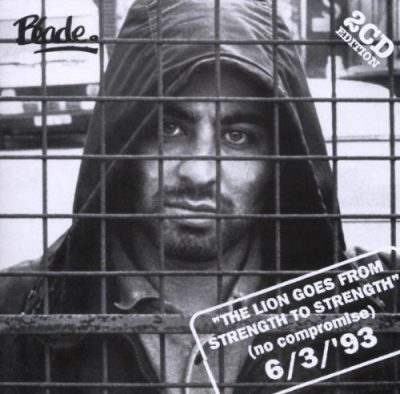 Blade - 1993 - The Lion Goes From Strength To Strength (2010-Deluxe Edition)