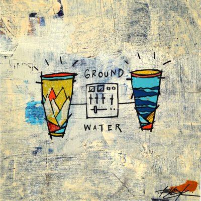 Blu & Damu The Fudgemunk - 2019 - Ground & Water