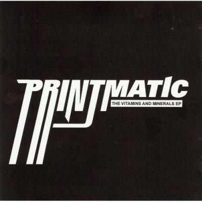 Blueprint - 2004 - Printmatic: The Vitamins & Minerals EP