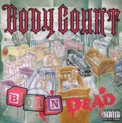 Body Count - 1994 - Born Dead