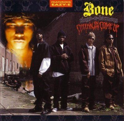 Bone Thugs-N-Harmony - 1994 - Creepin On Ah Come Up (Vinyl 24-bit / 96kHz)