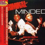 Boogie Down Productions – 1987 – Criminal Minded (1994-Reissue Japan)