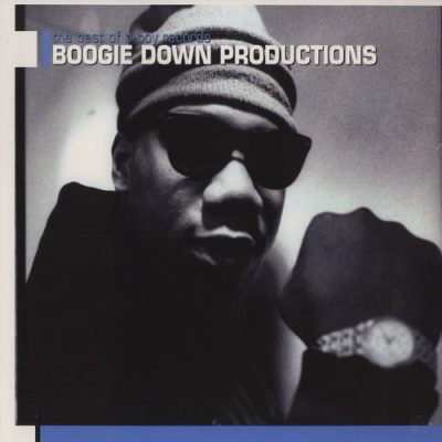 Boogie Down Productions - 2001 - The Best Of B-Boy Records