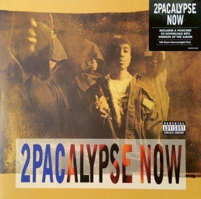 2Pac - 1991 - 2Pacalypse Now (2016-Reissue) (180 Gram Heavyweight Vinyl 24-bit / 96kHz)