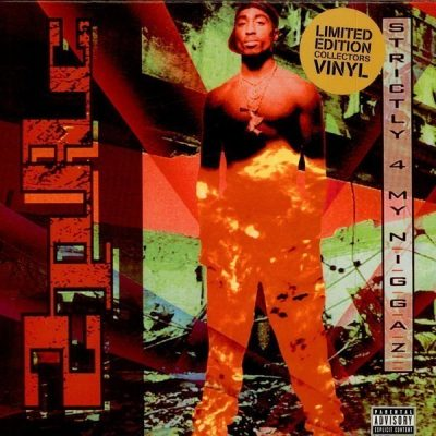 2Pac - 1993 - Strictly 4 My N.I.G.G.A.Z. (Limited Edition Collectors Vinyl) (Vinyl 24-bit / 96kHz)
