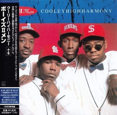 Boyz II Men - 1991 - Cooleyhighharmony (2001-Japan Edition)