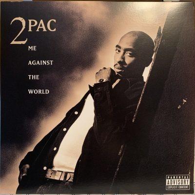 2Pac - 1995 - Me Against The World (Limited Edition Collectors Vinyl) (Vinyl 24-bit / 96kHz)