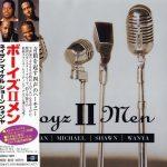 Boyz II Men – 2000 – Nathan, Michael, Shawn, Wanya (Japan Edition)