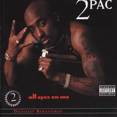 2Pac - 1996 - All Eyez On Me (2001-Digitally Remastered) (Vinyl 24-bit / 96kHz)