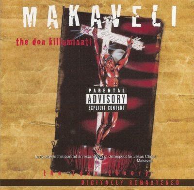 2Pac (Makaveli) - 1996 - The Don Killuminati (The 7 Day Theory) (2001-Digitally Remastered) (Vinyl 24-bit / 96kHz)