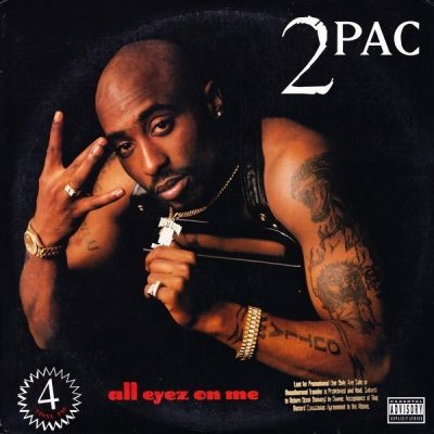 2Pac - 1996 - All Eyez On Me (DSD)