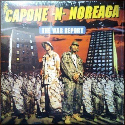 Capone-N-Noreaga - 1997 - The War Report (2013-Reissue) (Vinyl 24-bit / 96kHz)
