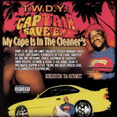 Captain Save 'Em - 2000 - My Cape Is In The Cleaners
