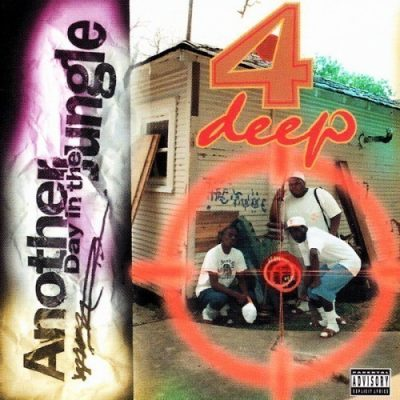 4-Deep - 1993 - Another Day In The Jungle
