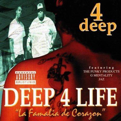 4-Deep - 1996 - Deep 4 Life