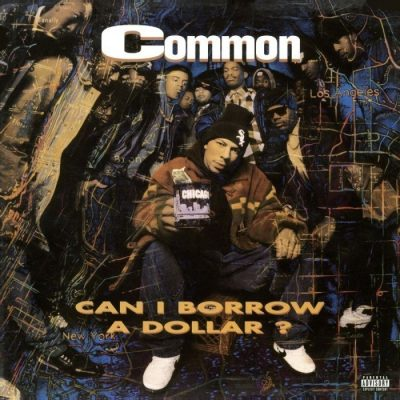 Common - 1992 - Can I Borrow A Dollar? (180 Gram Transparent Audiophile Vinyl 24-bit / 96kHz) (2019-Reissue)