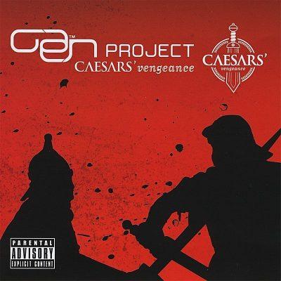 Caen Project & Equinox - 2008 - Caesars Vengeance