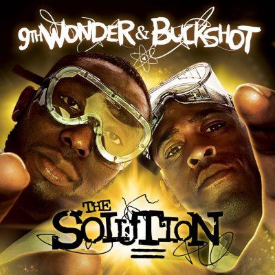 9th Wonder & Buckshot - 2012 - The Solution