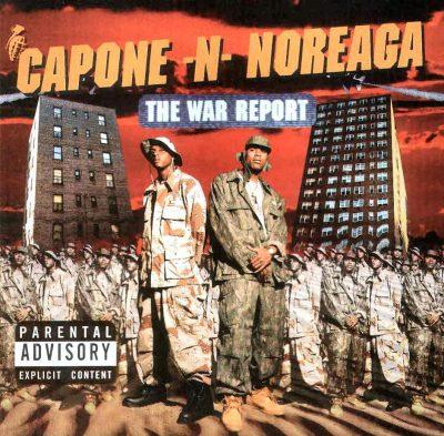 Capone-N-Noreaga - 1997 - The War Report