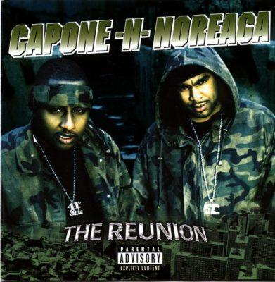 Capone-N-Noreaga - 2000 - The Reunion