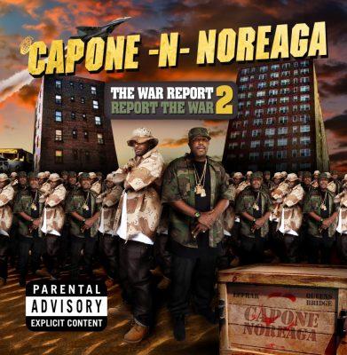 Capone-N-Noreaga - 2010 - The War Report 2: Report The War