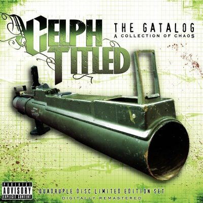 Celph Titled - 2006 - The Gatalog: A Collection Of Chaos (4 CD)