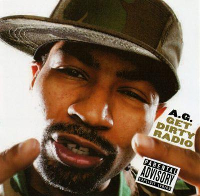 A.G. - 2006 - Get Dirty Radio