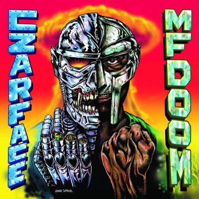 Czarface & MF DOOM - 2018 - Czarface Meets Metal Face