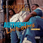 Concrete Click – 2020 – Authentic Left Overs EP (Limited Edition)