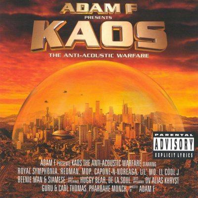 Adam F - 2001 - Kaos: The Anti-Acoustic Warfare